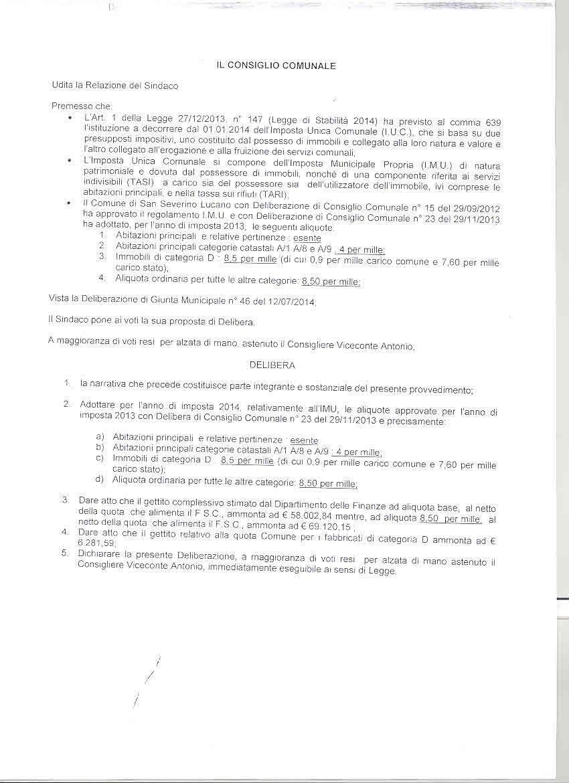 Allegato imu 2014
