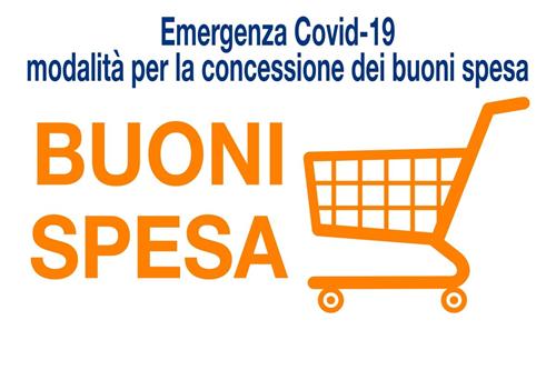 AVVISO per la concessione di buoni spesa emergenza Covid-19