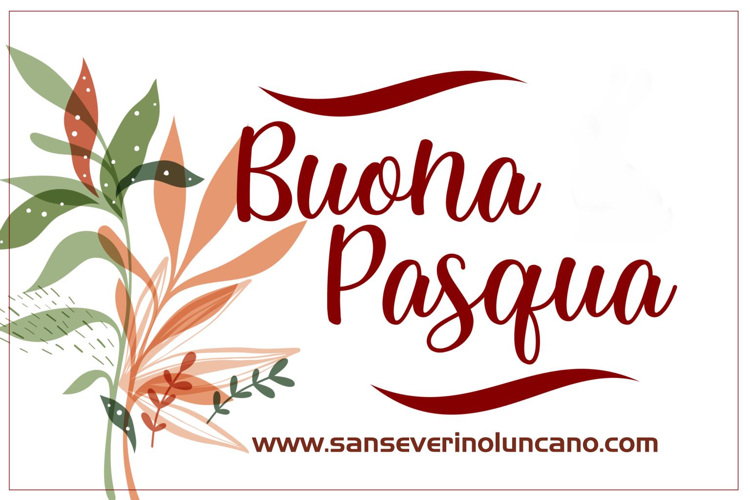 buona pasqua 2021 sanseverinolucano.com